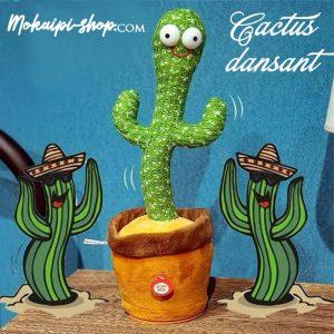 cactus qui danse peluche cactus dansant dancing cactus musique toy jouet 01